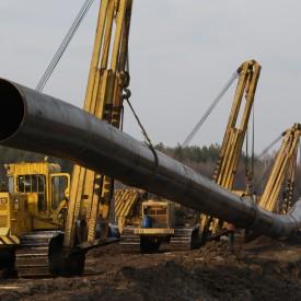 Строительство газонефтепроводов